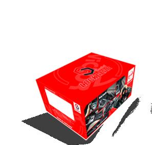 กล่องแดง ล็อคเกียร์
